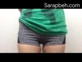Sarap Pinay Naka Fitting Shorts Pinakita Pekpek