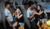 Pinay na Lasing Gigil na Kantutin, Pag May Alak.. May Balak!