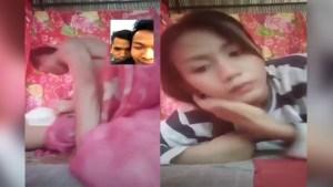 Insane Girl - Nakuhang magkantutan live sa Messenger