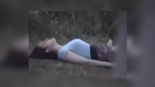 GF Kinantot sa Park, Nakuhanan ng Video Scandal ng mga Napadaan