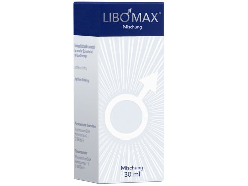 Libomax 30 ml Verpackung