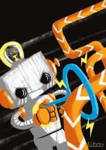 Affiche Science & Geek