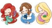 Série : Princesses endormies