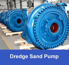 Dredge Sand booster pump
