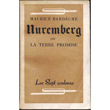 Résultat d'images pour nuremberg ou la terre promise