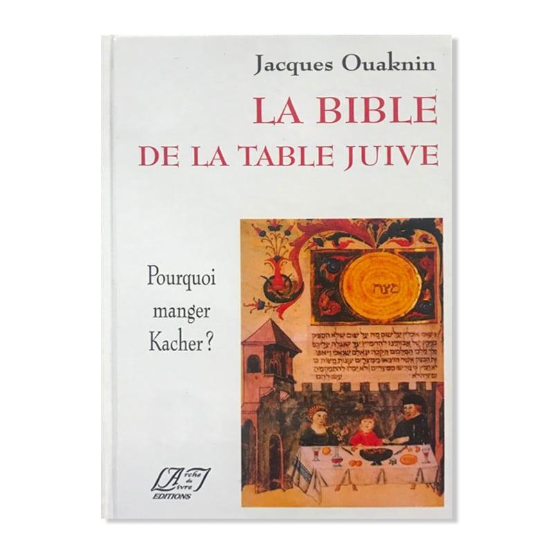 La Bible de la table Juive