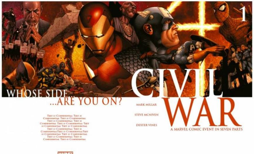 Civil War tome 1