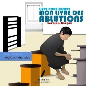 Mon livre des ablutions version garçon