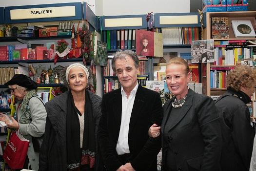 Michel Schneider et Nicole Maruani