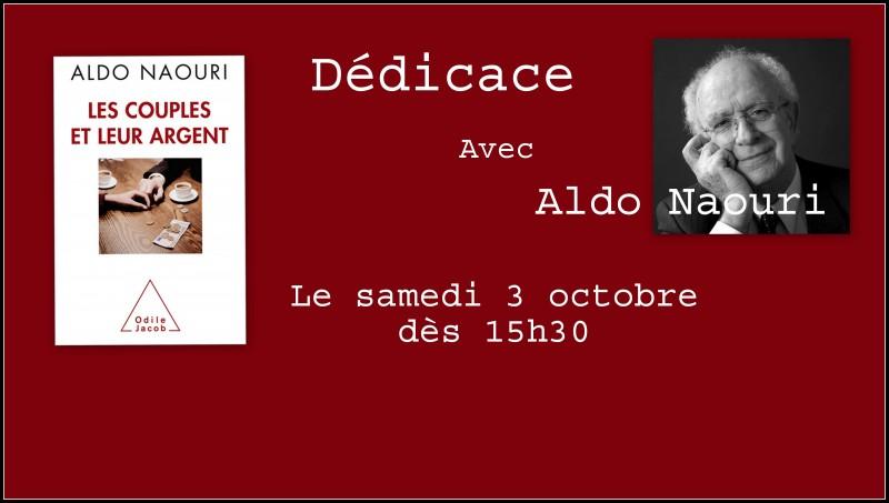 rencontre dédicace avec Aldo Naourirencontre dédicace avec Aldo Naouri