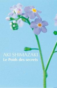 poids des secrets, shimazaki