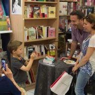 4 michel bussi et ses jeunes lecteurs