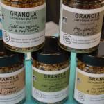 granola kluger