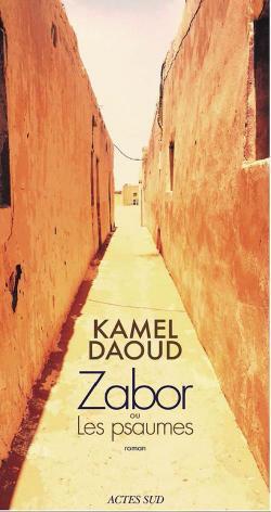 Zabor daoud actes sud