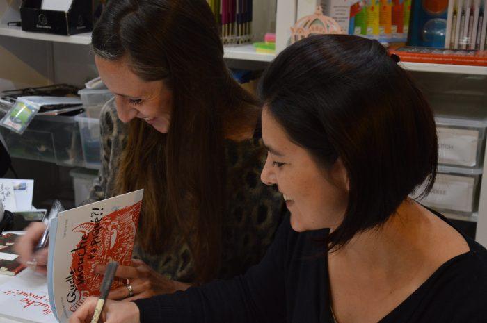Rencontre avec Izumi Mattéi-Cazalis et Alexandra Mory-Béjar