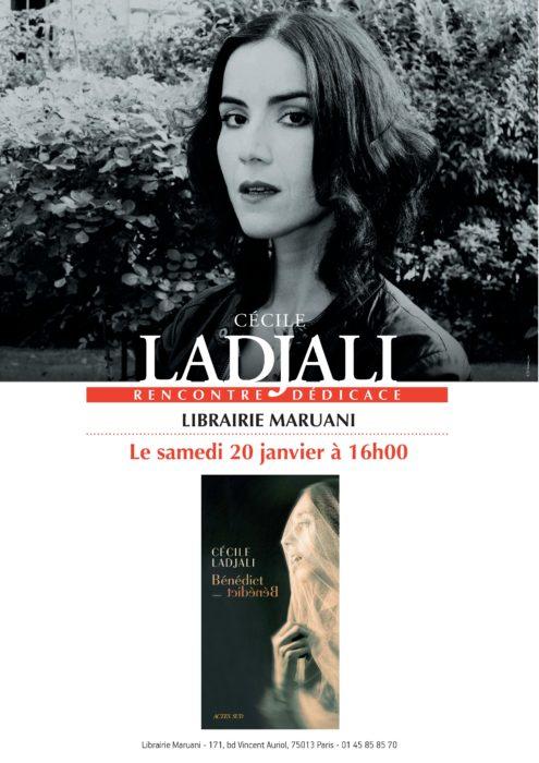 Rencontre avec Cécile Ladjali