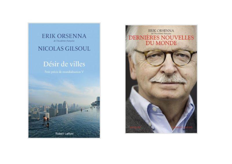 Rencontre avec Erik Orsenna