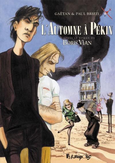 Soirée Boris Vian - Adaptation du roman en BD