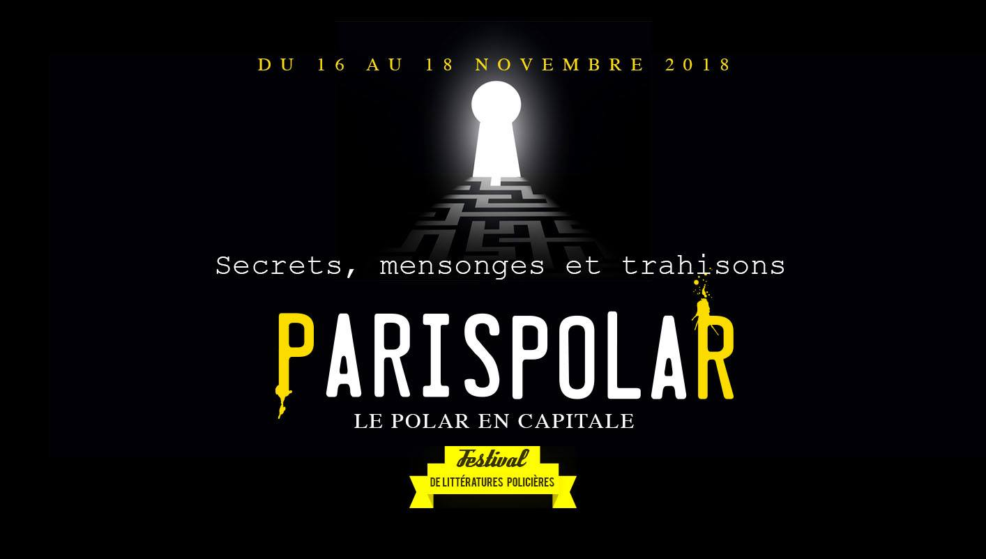 Festival Paris Polar 2018
