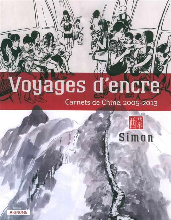 Rencontre - Dédicace Simon pour Voyages d'encre