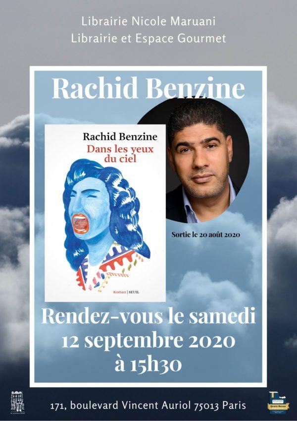 Rencontre Rachid Benzine