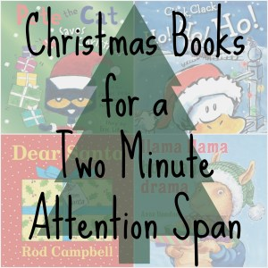 christmas books toddlers preschoolers