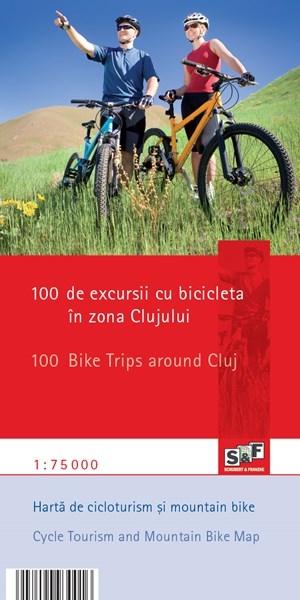 100 excursii cu bicicleta in zona Clujului