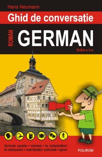 Ghid de conversație român-german