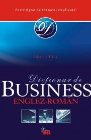 OXFORD BUSINESS. DICTIONAR ENGLEZ-ROMAN (CARTONAT)