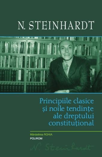 Principiile clasice și noile tendințe ale dreptului constituțional. Critica operei lui Leon Duguit