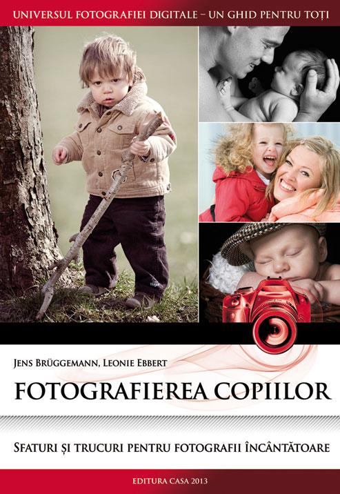 Fotografierea copiilor