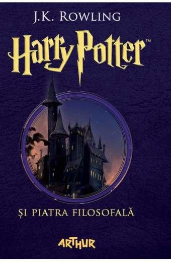 Harry Potter și piatra filosofală (#1)
