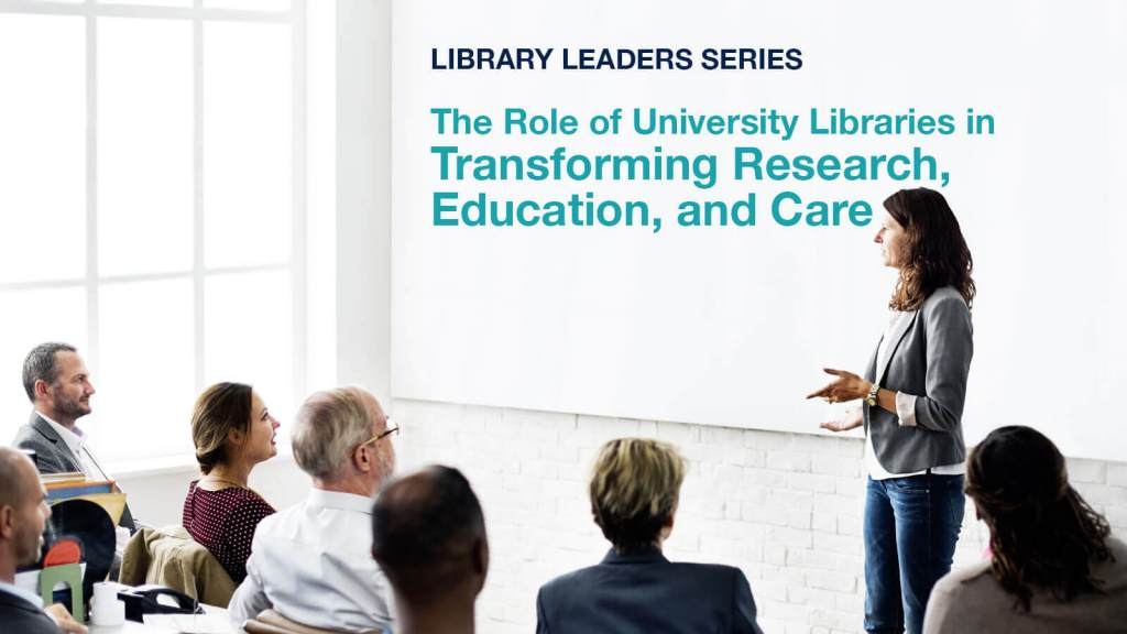 library leaders