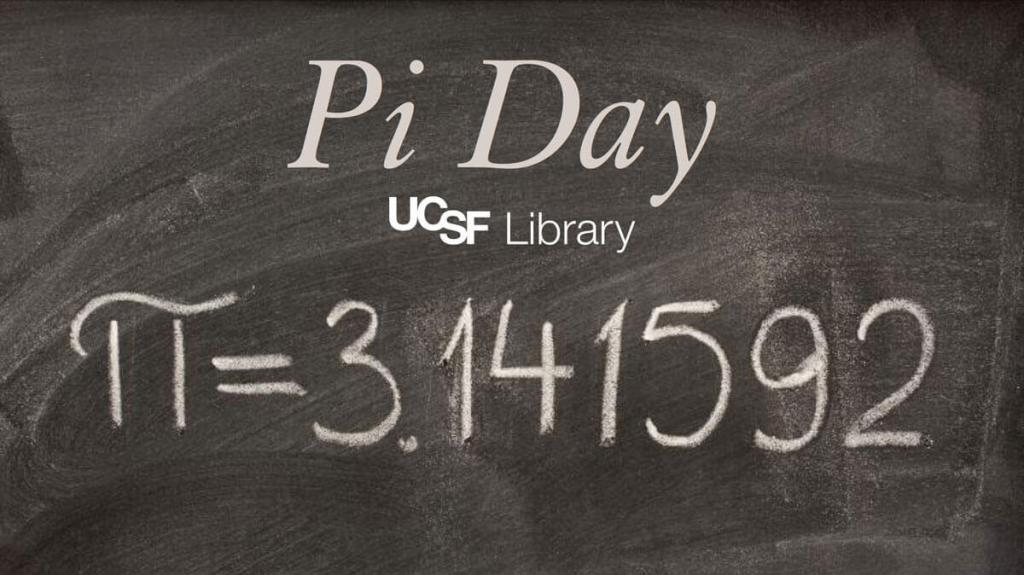 Flyer for Pi Day