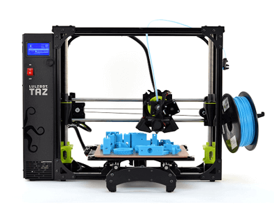 Picture of TAZ 6 3D printer