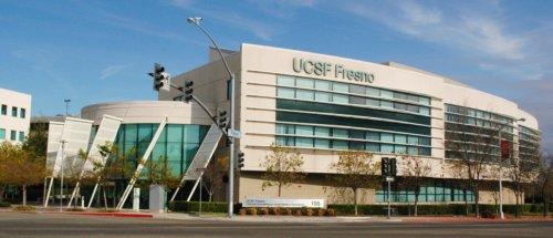 UCSF Fresno Ed Bldg