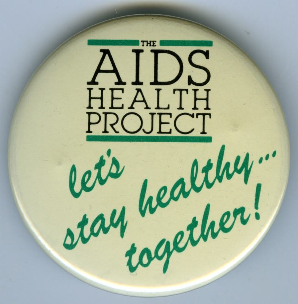 AIDS Button