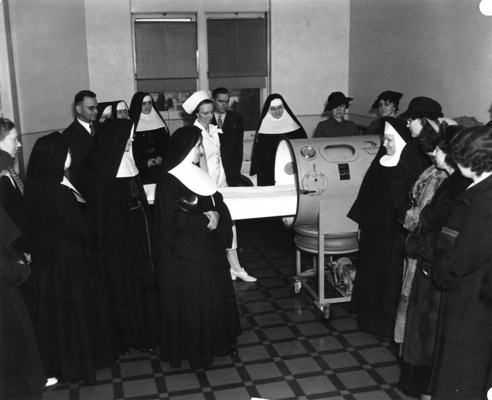 Nuns IronLung