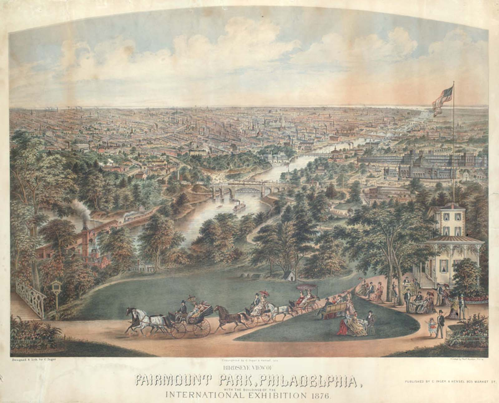 Philadelphia On Stone Section I Lithography An Overview