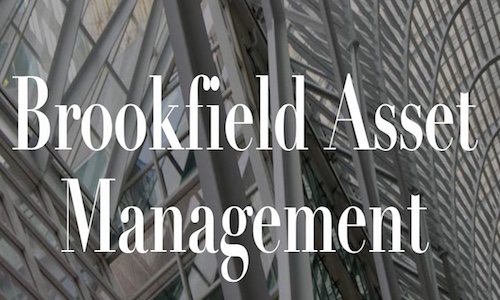 Brookfield Asset Management Offers to Acquire TerraForm Power Inc ...