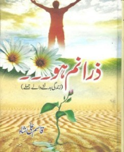 Zara Nam Ho by Qasim Ali Shah Download Free Pdf