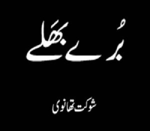 Buray Bhalay by Shaukat Thanvi Free Pdf