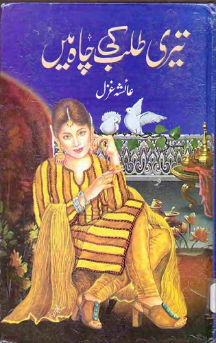 Teri Talab Ki Chah Main Novel By Ayesha Ghazal Pdf