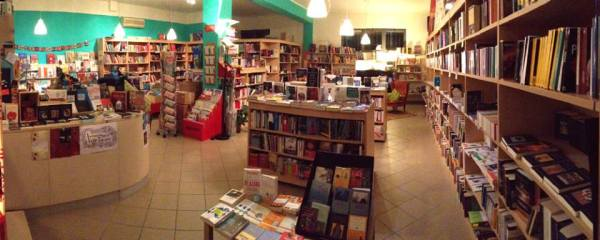 un giro in libreria Controvento