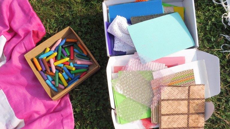 """Lettura e creatività all'aperto: """"Una foglia"""" al parco Rignon di Torino"""