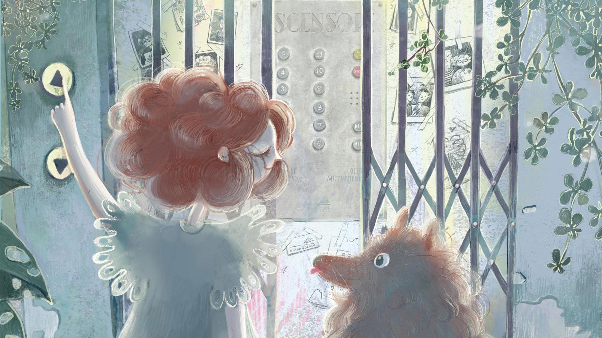 """""""L'ascensore"""": lettura e laboratorio per bimbi con Daniele Bergesio"""