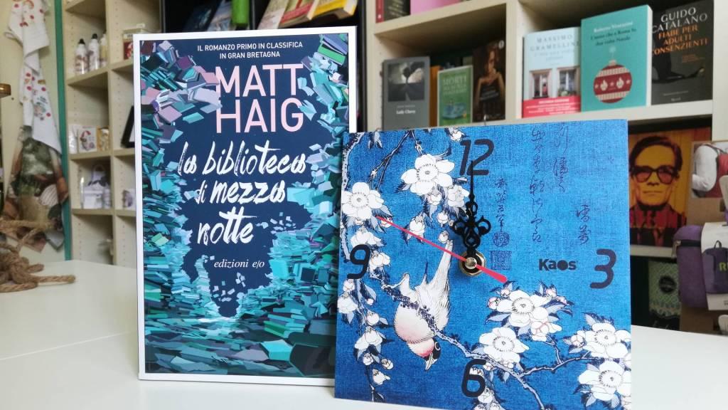 Matt Haig - La biblioteca di mezzanotte - Edizioni E/O