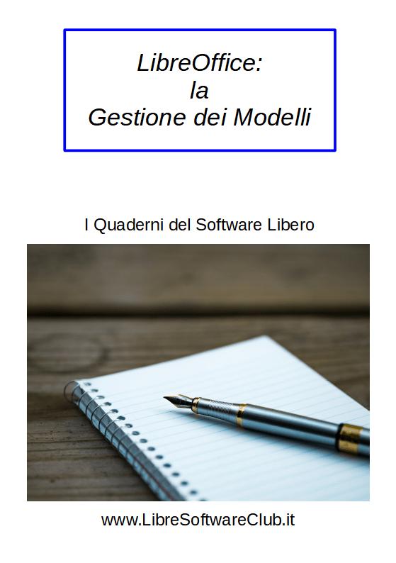 I quaderni del software libero - il primo quaderno