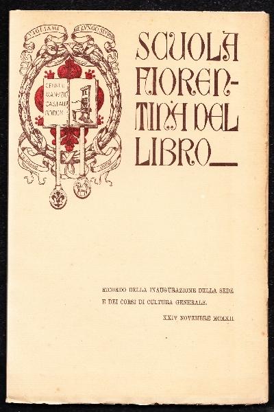 Scuola fiorentina del libro