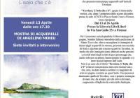 "Venerdì 13/04/2018 – Mostra ""Tavolara, l'isola che c'è"" di Angelino Mereu"